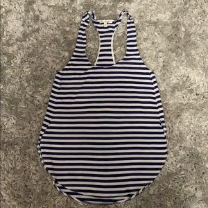 Express stripped top
